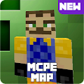 Map Hello Neighbor for MCPE APK