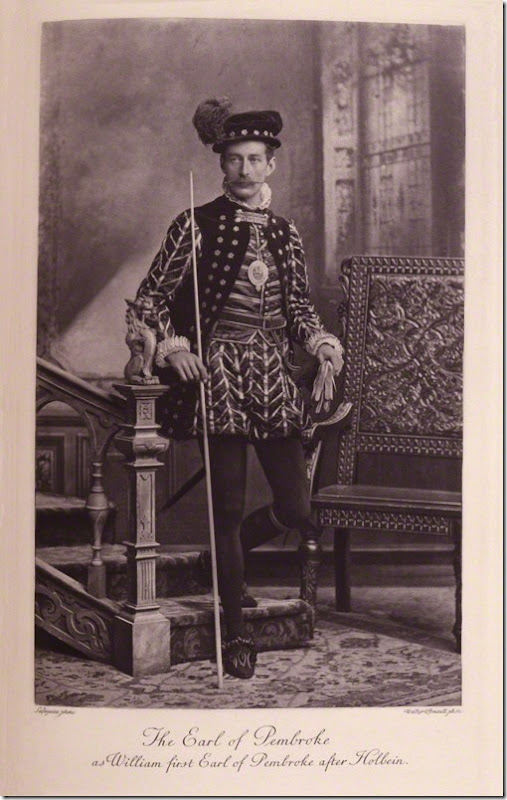 NPG Ax41122; Sidney Herbert, 14th Earl of Pembroke and Montgomery