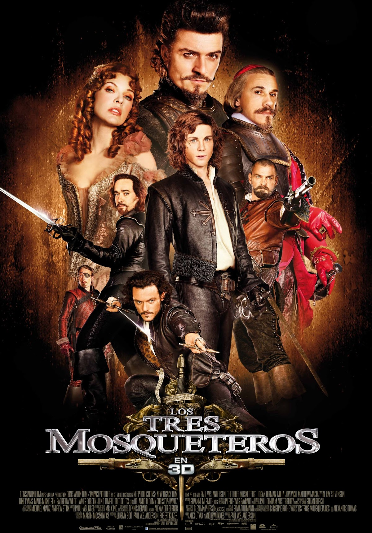 Resultado de imagen de the three musketeers
