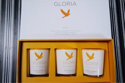 Gloria Kennedy candles