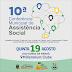 Altinho-PE: Secretaria de Desenvolvimento Social Promoverá Conferência Municipal nesta quinta