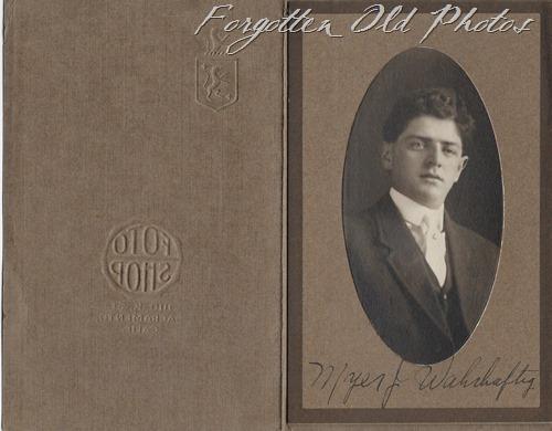 Meyer 1909 Sacramento Craigs