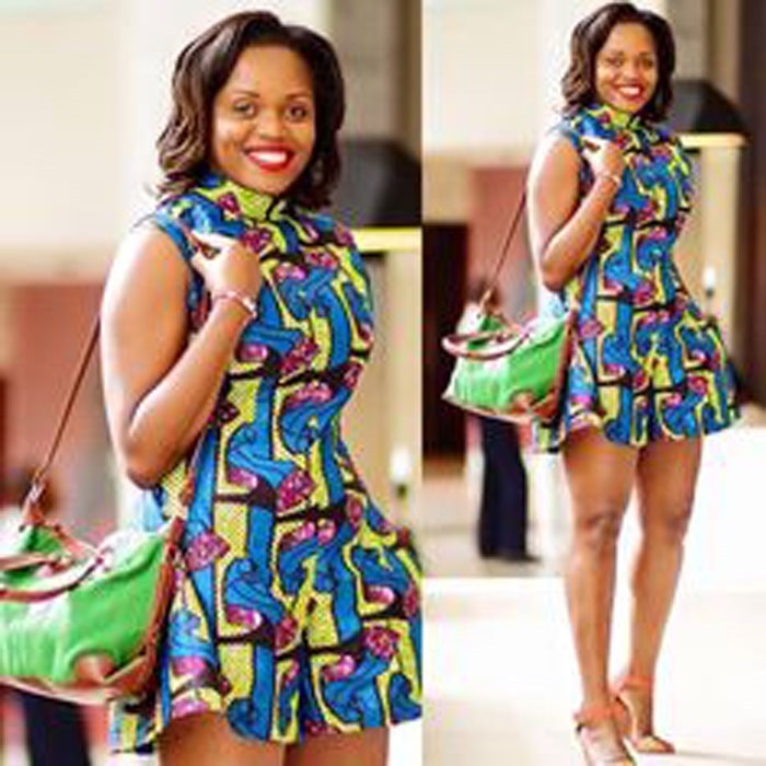 new short ankara gown styles (7)