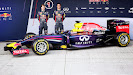 Red Bull Racing RB10 with Sebastian Vettel & Daniel Ricciardo