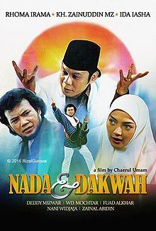 Download Film Nada Dan Dakwah Full Movie