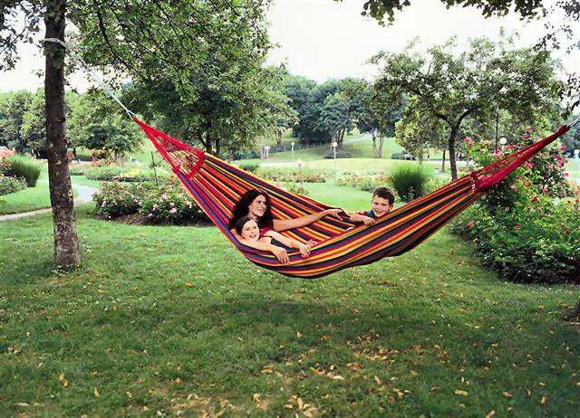 In Honor of the Hammock, and Other Things That Support our Leisure
