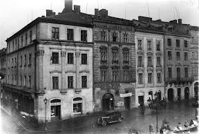 Львовская площадь Рынок