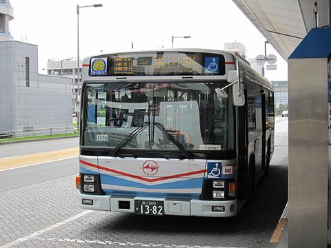 羽田京急バス 蒲41 1382