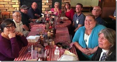 Colorado River Tea Party
