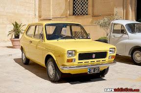 Fiat Classic car