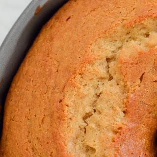 Honey Cardamom Bundt Cake.