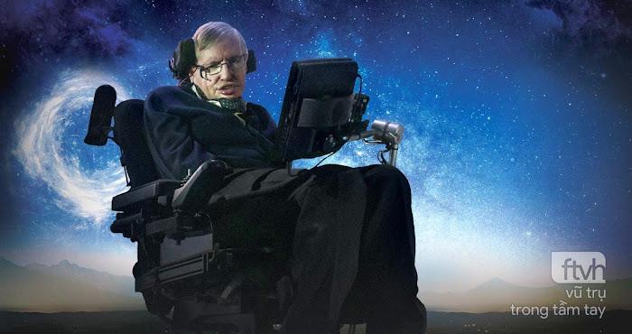 Lược sử Nhà vật lý Stephen Hawking