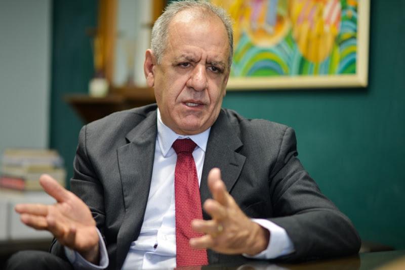 O secretário-geral do PSDB, Ussiel Tavares