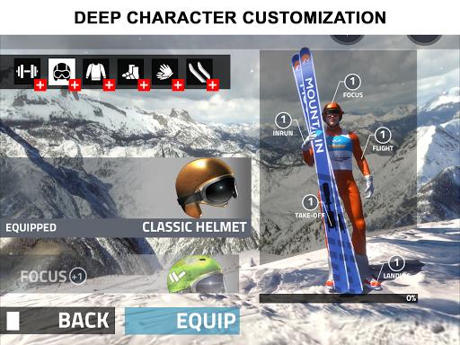 Ski Jumping Pro  screenshots 1
