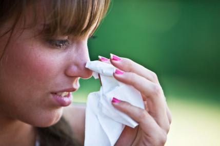 tanda awal kehamilan - penciuman tajam
