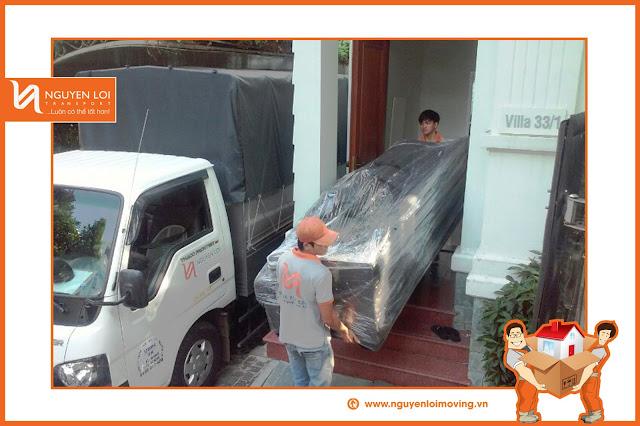 Chuyển nhà trọn gói Bình Thạnh, TPHCM