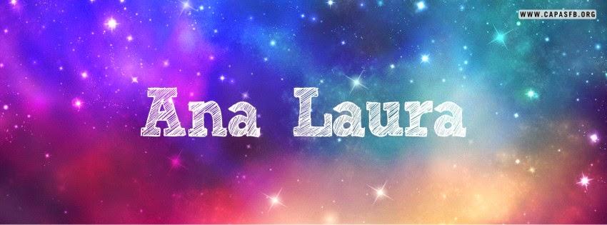 Capas para Facebook Ana Laura