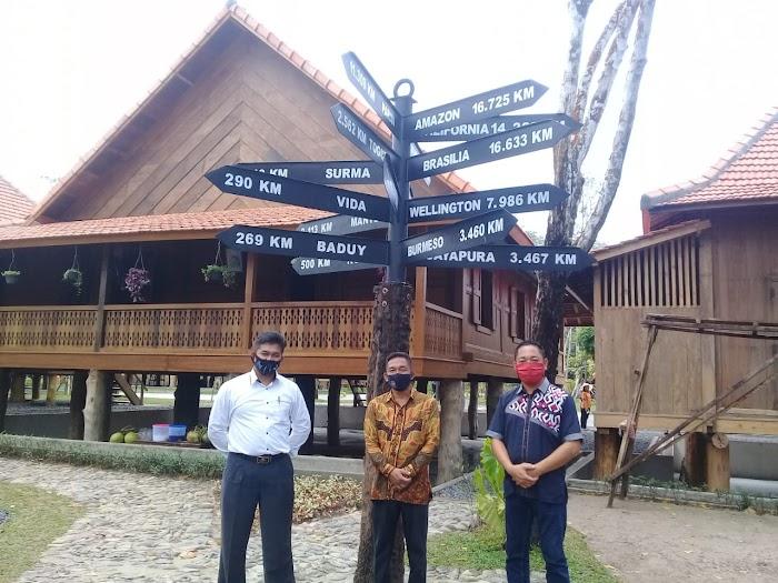 Bupati Tubaba Mendapatkan Sanjungan Dari wakil ketua DPRD Pringsewu.