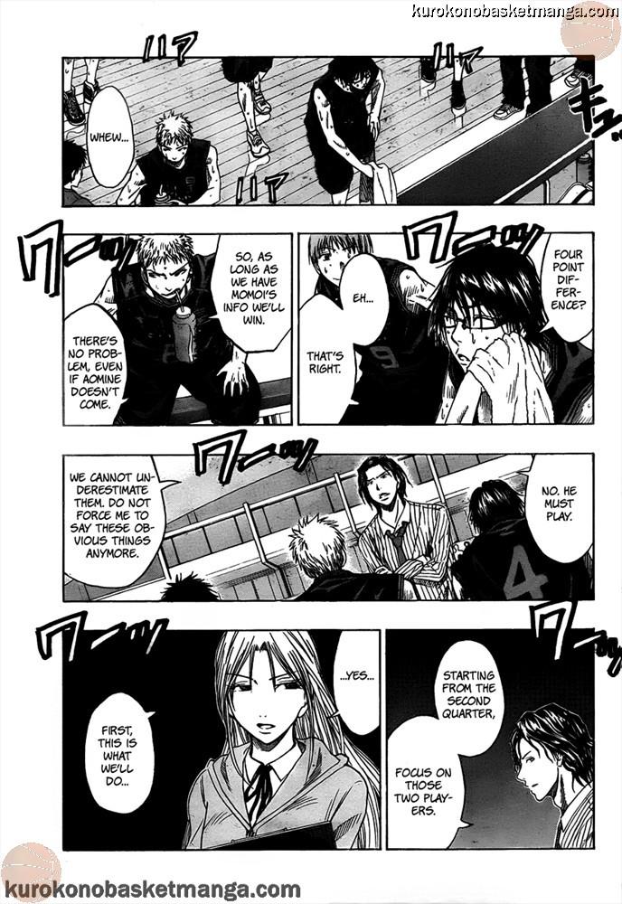 Kuroko no Basket Manga Chapter 45 - Image 03