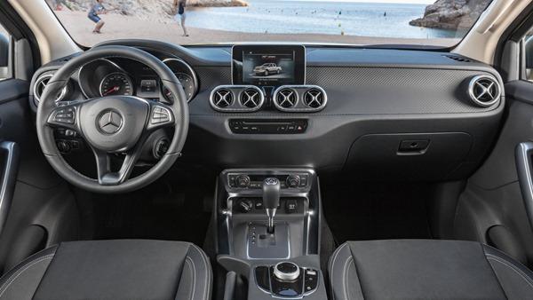 Mercedes-Benz-X-Class-interior