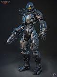 Chiến Binh Cyborg - Cyborg X poster