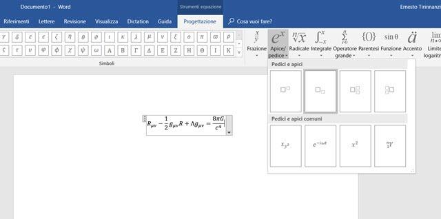 editor-word-equazioni