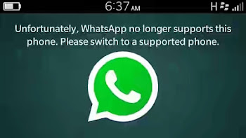 How To Make WhatsApp Work Again on Your BB10 Device