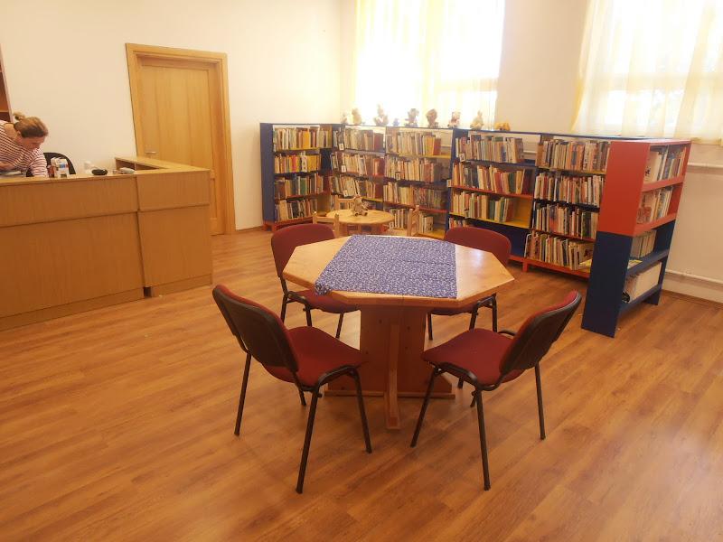 Nagykörű  Községi Könyvtár