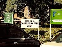 Corruption Free Zone