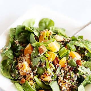 Healthy Quinoa Salad + VIDEO!.