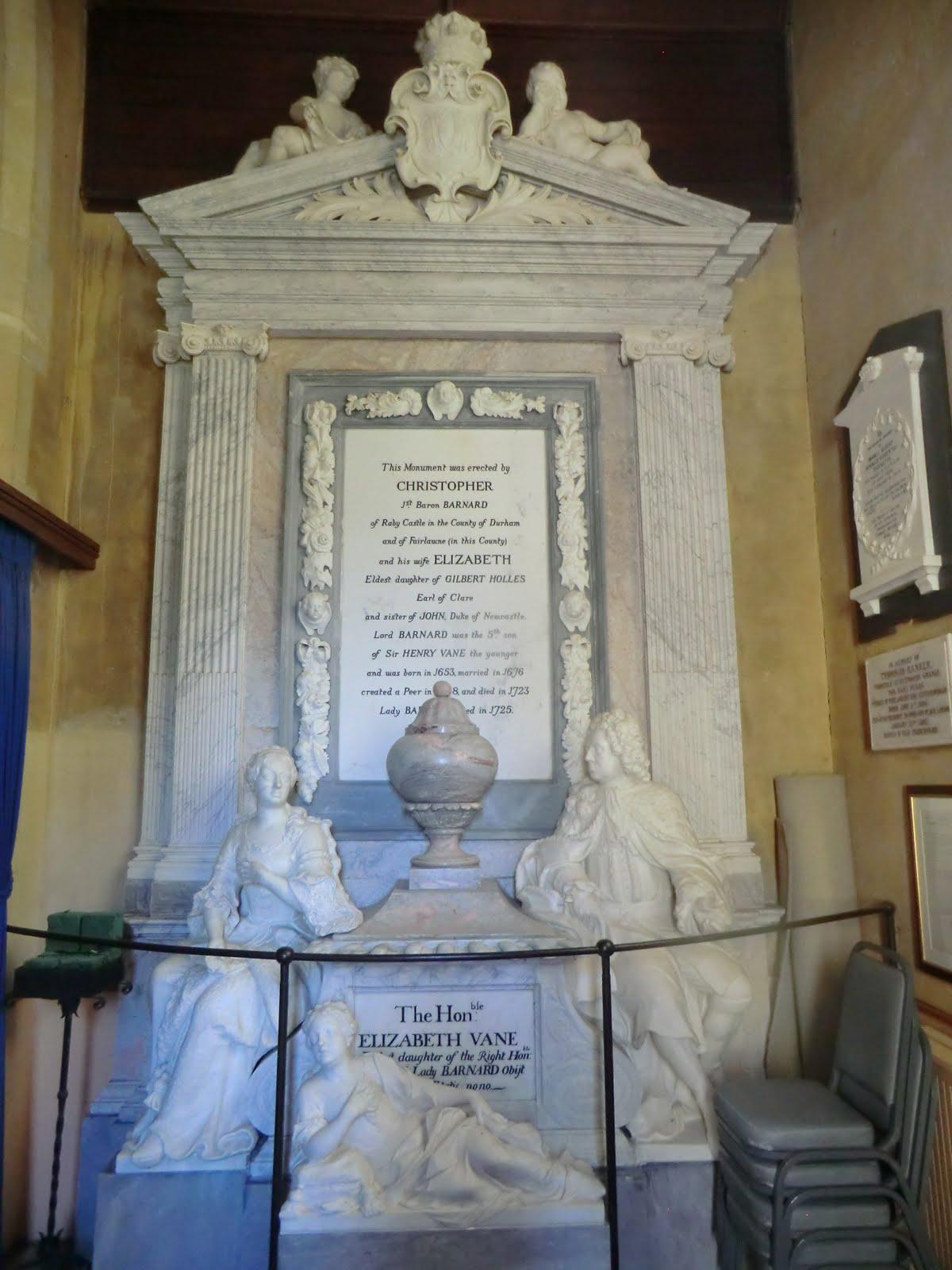 CIMG6543 Vane memorial, Shipbourne church