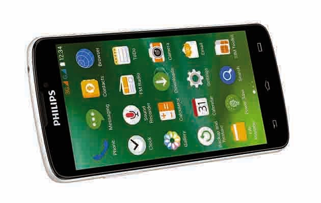 S398, W3509 và V387 - Bộ 3 smartphone của PHILIPS chính thức 'lên kệ'