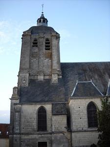 Bellême église Saint-Sauveur