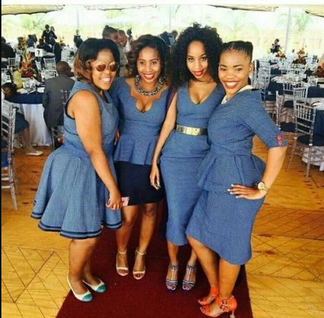 latest shweshwe dresses in South Africa in 2019 2