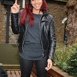 OIC - ENTSIMAGES.COM - Paigey Cakey at the One Billion Rising For Justice Photo Call at The House of St Barnabas London 10th February 2015 Photo Mobis Photos/OIC 0203 174 1069