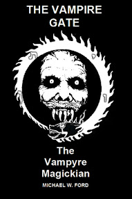 Cover of Michael Ford's Book The Vampire Gate