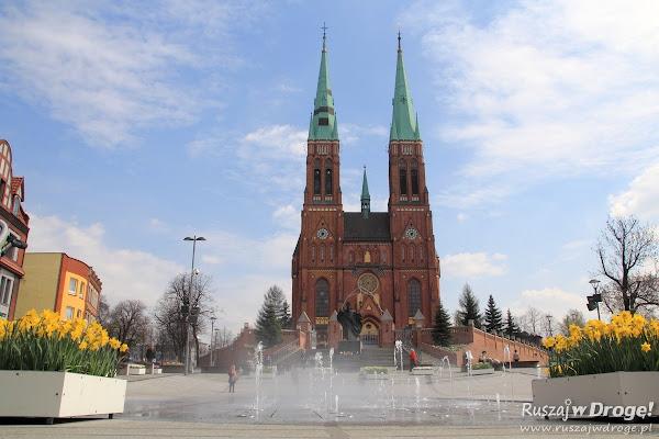 Rybnik - Bazylika św. Antoniego Padewskiego