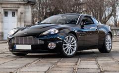 127 Aston Martin Vanquish V12