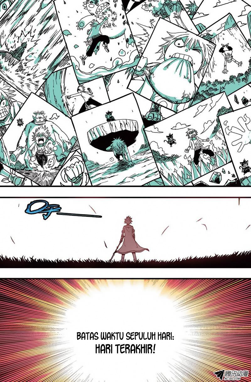 Baca Manga Zui Wu Dao Chapter 28 Komik Station