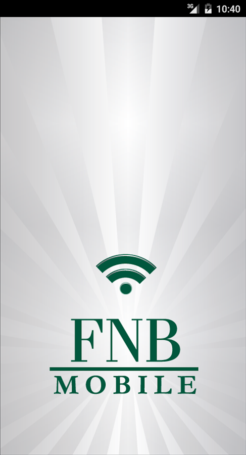FNB Mobile- screenshot