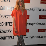 OIC - ENTSIMAGES.COM - Shauna Macdonald at the Film4 Frightfest on Monday   of  Howl   UK Film Premiere at the Vue West End in London on the 31st  August 2015. Photo Mobis Photos/OIC 0203 174 1069
