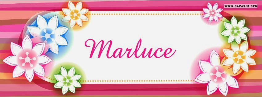 Capas para Facebook Marluce
