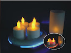 Wireless Rechargeable Tea Light :: Date: Mar 3, 2009, 3:31 PMNumber of Comments on Photo:0View Photo