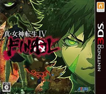 [GAMES] 真・女神転生IV FINAL / Shin Megami Tensei IV Final (3DS/JPN/DLC)
