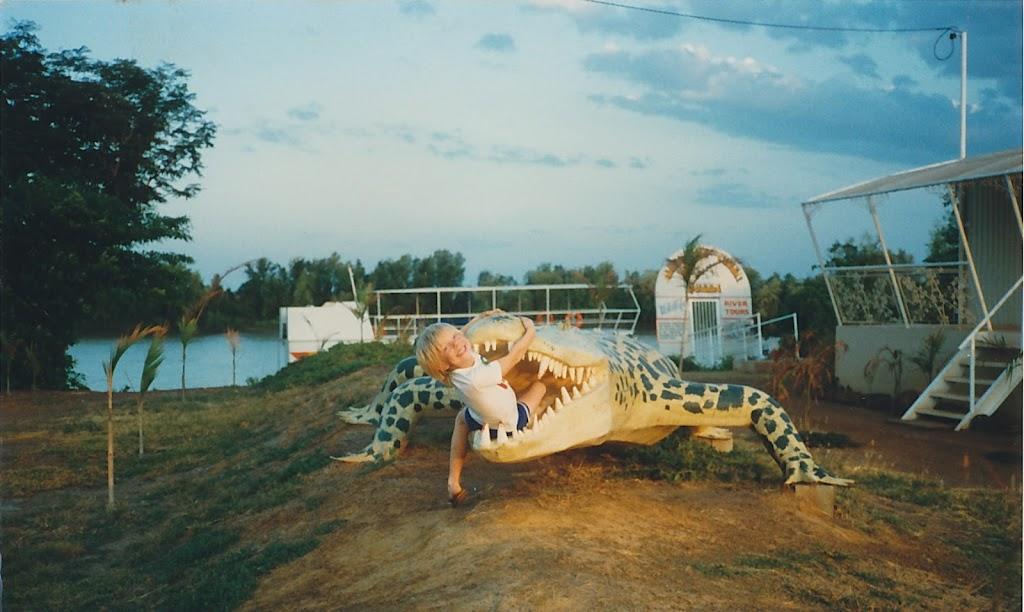 5650Adelaide River Croc Cruise