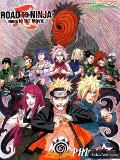 Naruto Shippuuden The Movie 6 Naruto: Đường tới Ninja  HTV3 Lồng Tiếng