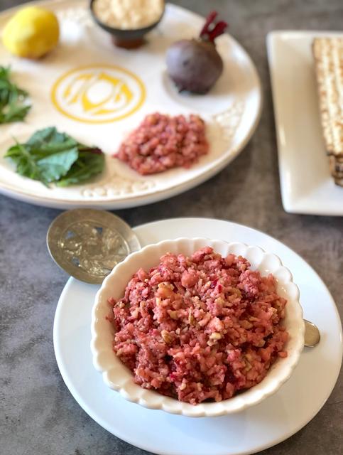 Nava Atlas Passover Recipe
