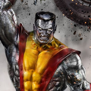 Who is COLOSSUS X-MEN?
