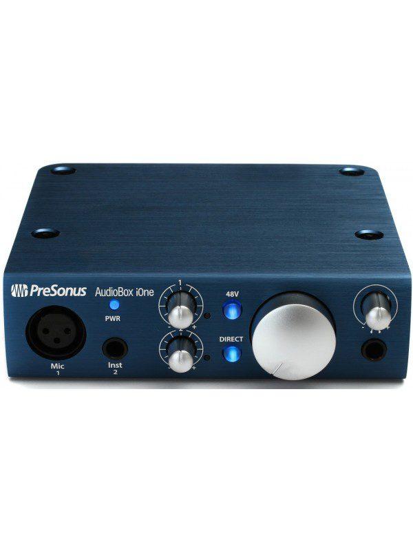 Shop and Buy PreSonus AudioBox iOne Online