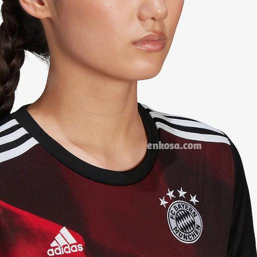 Jual Jersey Wanita Bayern Munchen Third Musim 2020/2021